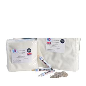 Vải bù trọng ISO - thí nghiệm kiểm tra độ bền và độ co vải