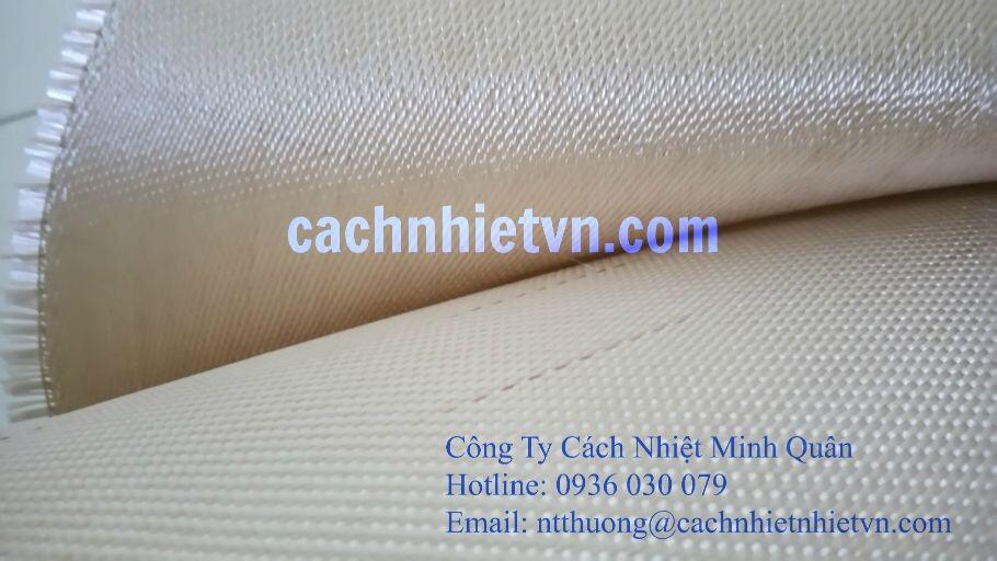 Vải thủy tinh chống cháy- vải bạt chống cháy tia lửa