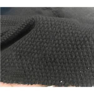 Vải chống cháy màu đen