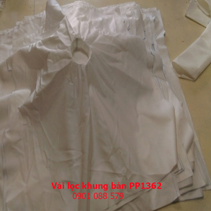 Vải lọc khung bản PP1362