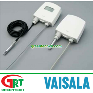 Vaisala HMT130 | Relative humidity transmitter | Cảm biến nhiệt độ & độ ấm Vaisala HMT130
