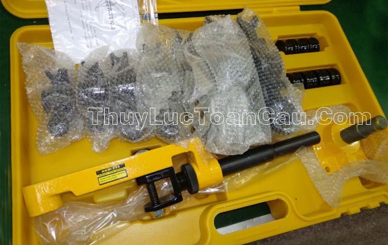 Vam uốn ống - Dụng cụ uốn ống bằng tay HHW-25S - Ảnh thật sp