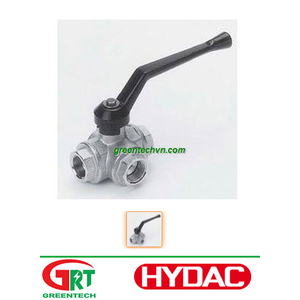 Van 3/2 chiều | 3/2-way valve KHN3K | 3/2-way valve KHN3K | Hydac Việt Nam