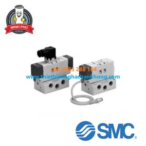 VAN ĐIỆN TỪ 5 CỔNG ISO SMC SERRIES VQ7-6