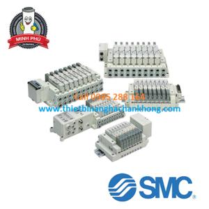 VAN ĐIỆN TỪ 5 CỔNG SMC SERRIES VQC1000