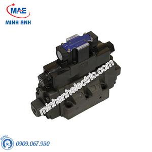 Van điện từ Yuken - Model D.CONTROL VALVE DSHG