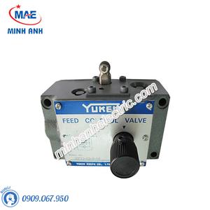 Van điều khiển Feed Yuken - Model FEED CONTROL VALVE UCF1G-03