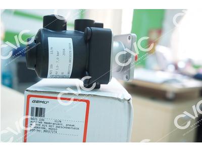 Van điều khiển khí nén GEMU 9625 10D