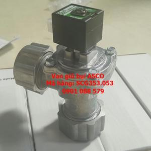 Van giũ bụi ASCO SCG353.053 loại khớp nối nhanh