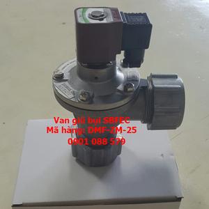 Van giũ bụi DMF-ZM-25 G1 loại khớp nối nhanh