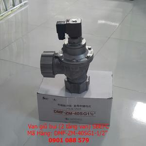 Van giũ bụi SBFEC DMF-ZM-40SG1 1/2 (2 tầng van) loại khớp nối nhanh