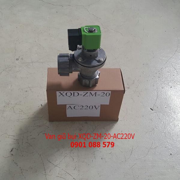 Hình ảnh van giũ bụi XQD-ZM-20