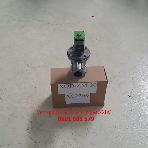 Hình ảnh van giũ bụi XQD-ZM-20-AC220V