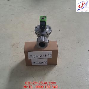 Van giũ bụi XQD-ZM-25 khớp nối nhanh