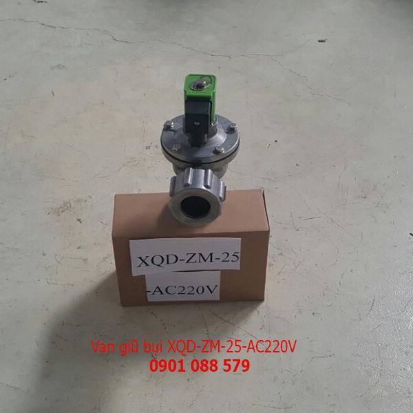 Hình ảnh thực tế van giũ bụi XQD-ZM-25