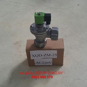 Van giũ bụi XQD-ZM-25 loại khớp nối nhanh