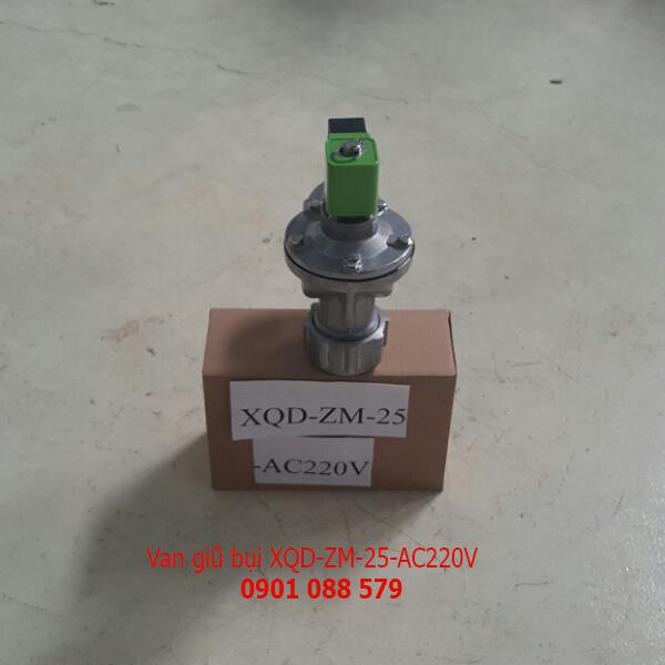 Hình ảnh van giũ bụi XQD-ZM-25-AC220V