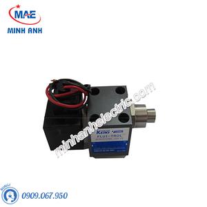 Van mini Tokimec - Model MINIATURE VALVE DG4M4