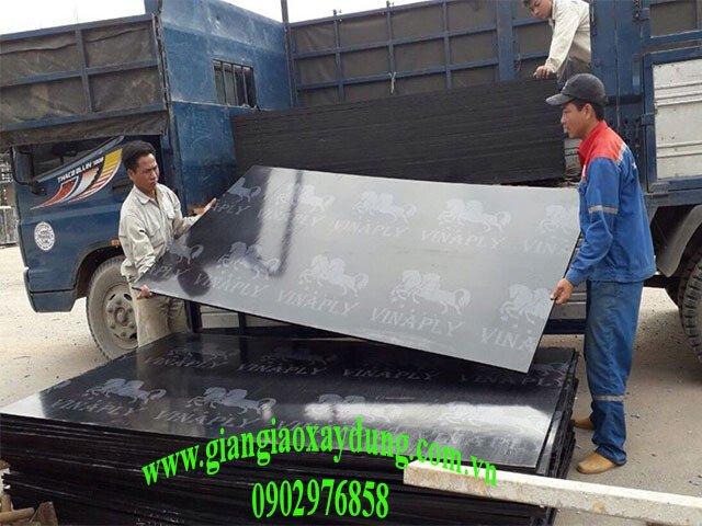 Ván Phủ Phim VINAPLY, Ván Cốp Pha Hai Con Ngựa TMC