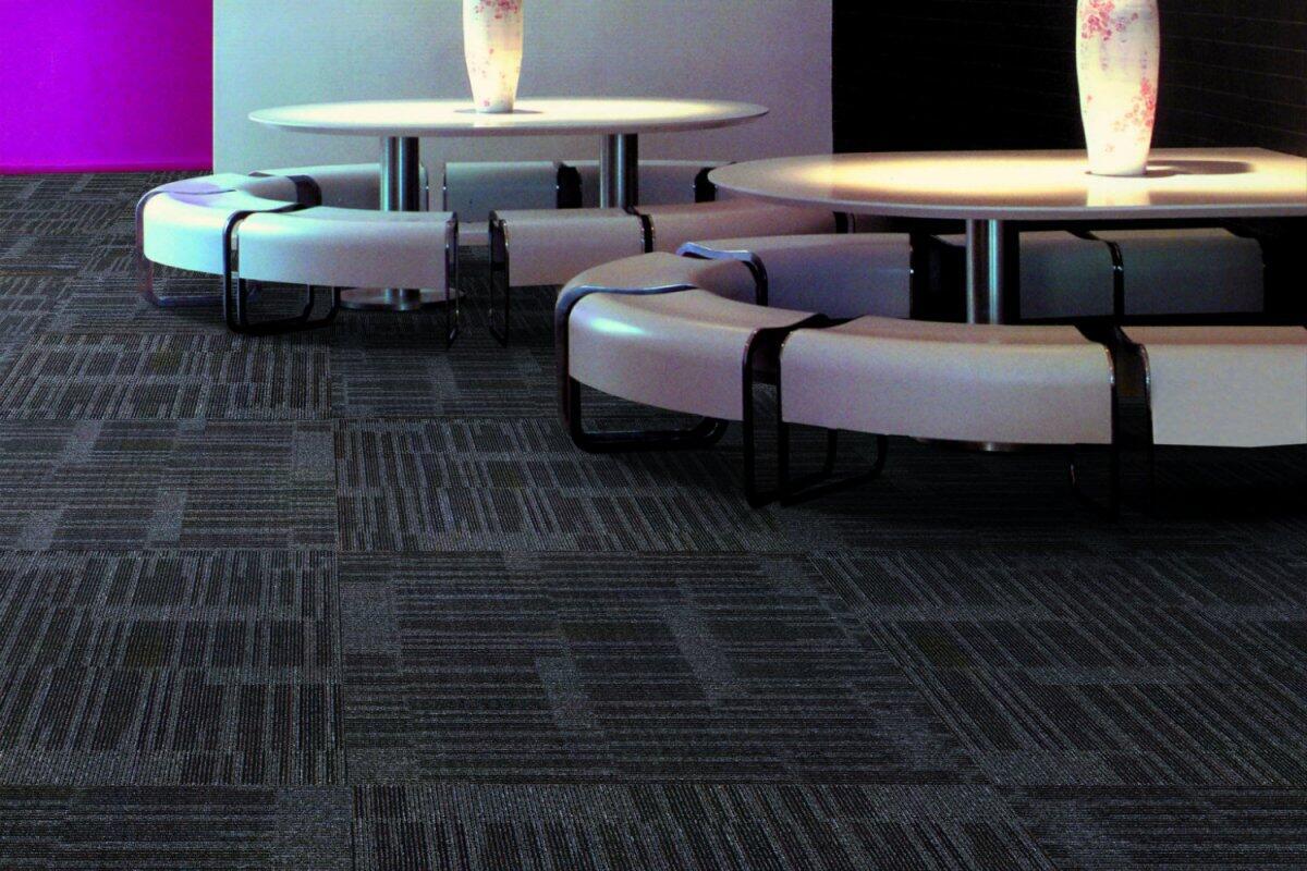 Thảm trải sàn gạch là sự lựa chọn thông minh cho văn phòng