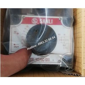 Van tiết lưu SANLI FKC-G03