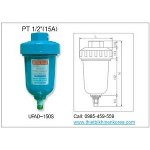 VAN XẢ NƯỚC TỰ ĐỘNG, MODEL: UFAD-150S