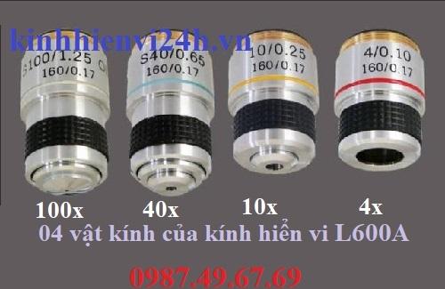 Kính hiển vi soi tinh lợn L600A