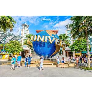 Vé tham quan Universal Studio Singapore giá rẻ