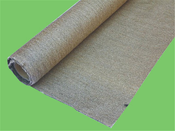 Vải chống cháy vermi ( vải thủy tinh phủ Vermiculite )