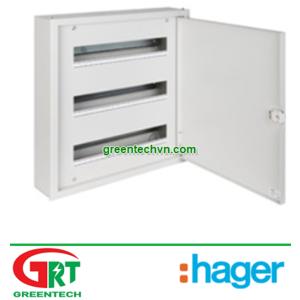 VF108TC | Hager | Tủ điện phân phối Hager | VF312TC | Hager VietNam