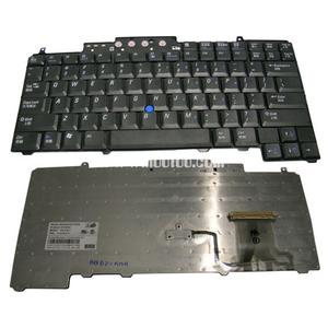 KEYBOARD Dell D630 đen
