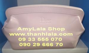Ví clutch Christian Dior hồng nude siêu xinh - 0902966670 - 0933555070