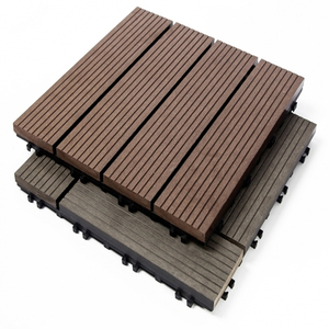 Vỉ gỗ nhựa composite EUP-D300X300