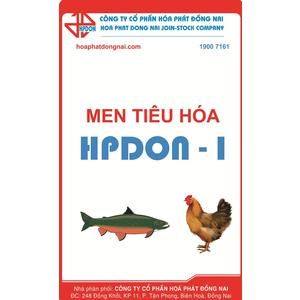 Vi sinh giảm rối loạn tiêu hóa HPDON-I