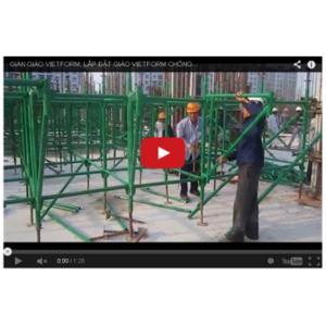 VIDEO CLIP ỨNG DỤNG CỦA SP VIETFORM