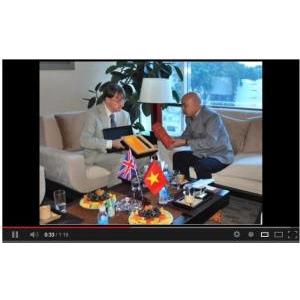 Video giới thiệu về cà phê chồn Trung Nguyên