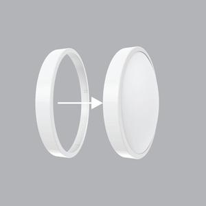 Viền LED Ốp Trần màu trắng
