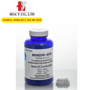 Viên chuẩn nhiệt lượng 1g benzoic acid Parr