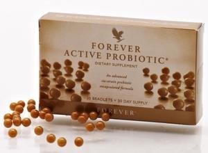 Viên nang Forever Active Probiotic Ms 222 Giúp cải thiện hệ thống tiêu hóa