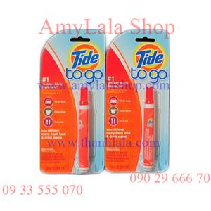 Viết tẩy bẩn siêu tốc Tide Clean to Go Instant Stain Remover Pen 10ml - 0933555070 - 0902966670