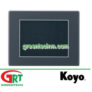 ViewJetAdvance GC-A2 | Programmable Touch Panel | Bảng điều khiển cảm ứng có thể lập trình | Koyo