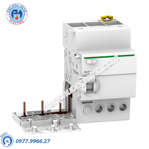 Vigi module for iC60 3P 220-415VAC 30mA ≤25A - Model A9V41325