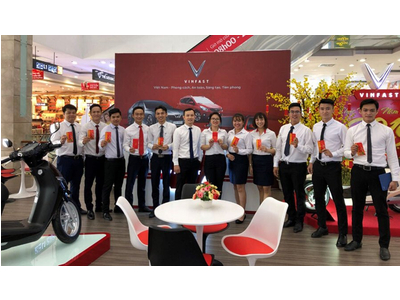 VinFast 3/2 Quận 10   Showroom 1S chính thức của VinFast tại TP Hồ Chí Minh
