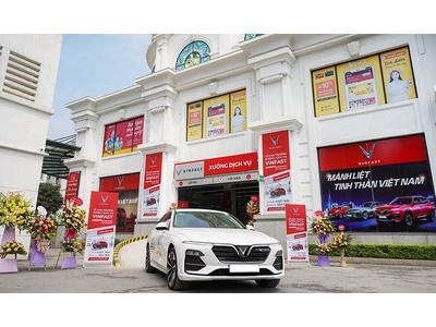 VinFast Cộng Hòa Quận Tân Bình   Đại lý xe VinFast tại trung tâm Quận Tân Bình