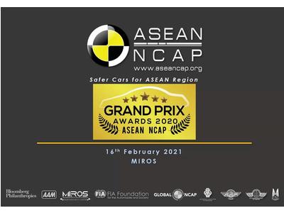 VinFast đoạt giải Hãng xe có cam kết cao về an toàn ASEAN NCAP