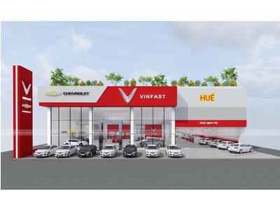 VinFast Huế   ở Thành Phố Huế thì mua xe ô tô VinFast ở đâu?