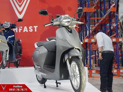 VinFast ra xe máy điện Klara, chạy 80-120 km cho một lần sạc