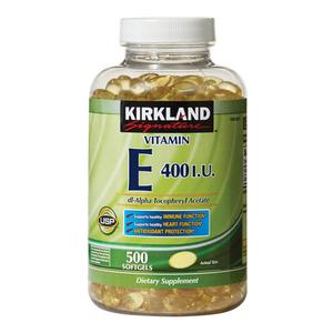 Vitamin E 400 IU 500