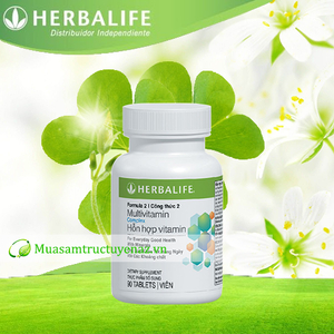 Vitamin herbalife - multivitamin herbalife công thức 2