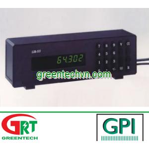 VL18   Incremental position sensor display   Hiển thị cảm biến vị trí gia tăng   GPI Vietnam